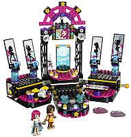 Lego Сцена Поп Звезда Friends Pop Star Show Stage Building Kit 41105