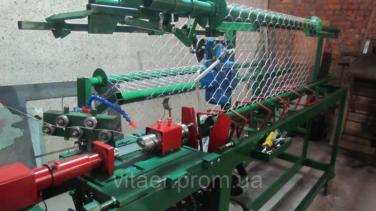 Станок автоматический для производства сетки - Vitaer в Виннице
