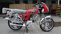 Мотоцикл ALPHA SUPER LUX (АЛЬФА) 80 см3. Доставка без предоплаты! Лучшая цена!