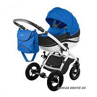 Функциональная детская коляска Tako Omega White