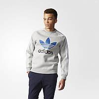 Мужской джемпер Adidas originals trefoil (Артикул: AJ6988)