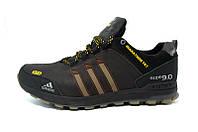 Мужские кожаные кроссовки Adidas TR7 brown, фото 1