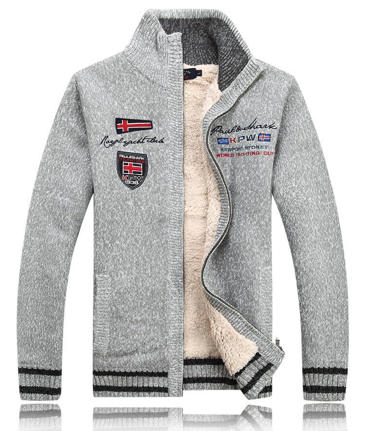Paul&Shark Мужской свитер пуловер джемпер пол шарк Paul Shark