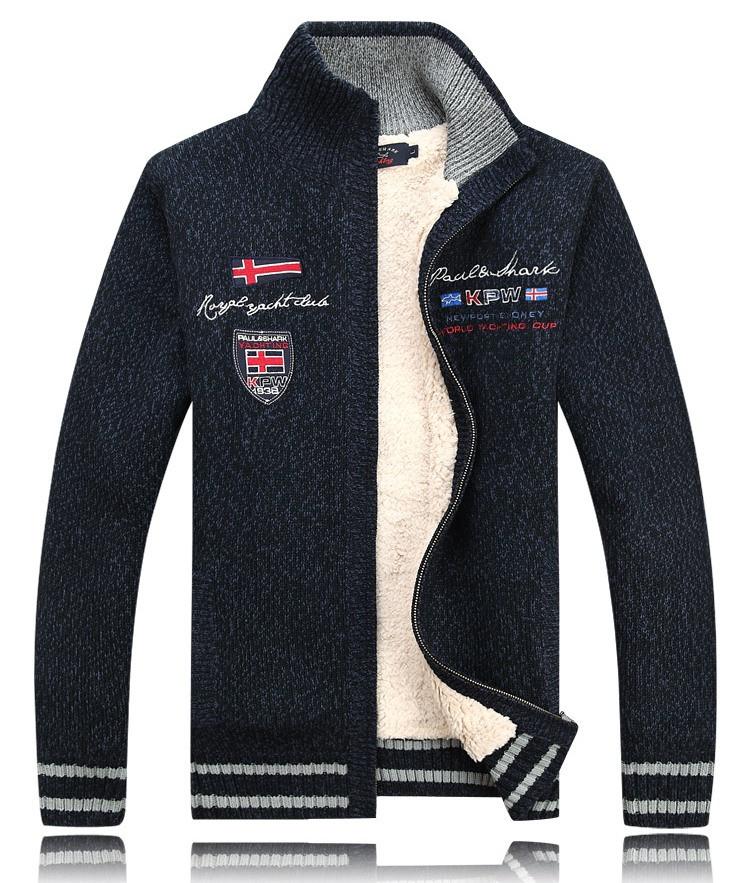 Paul&Shark original Мужской свитер пуловер джемпер пол шарк Paul Shark