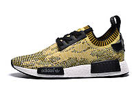 Кроссовки Adidas Originals NMD Runner Primeknit Yellow Pack женские