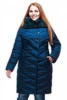 Женское зимнее удобное пальто Мария, разные цвета