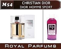 Мужские духи на разлив Royal Parfums Christian Dior «Dior Homme Sport»  №54  +ПОДАРОК