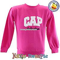 Спортивный батник GAP для маленьких модниц от 1 до 4 лет (4625-2)