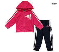 Спортивный костюм Adidas для девочки. 90 см