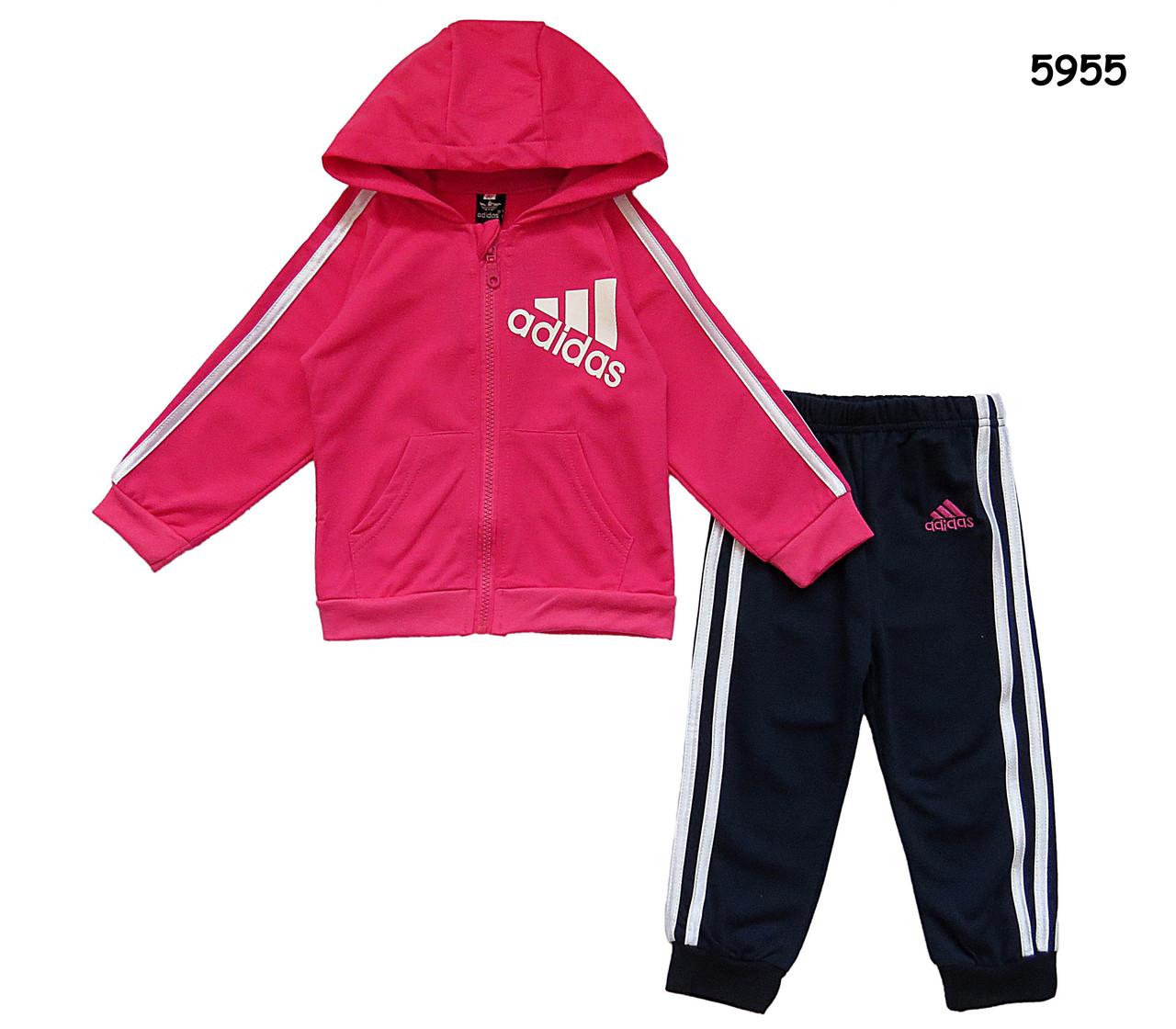 e8988d3d5376 Спортивный костюм Adidas для девочки. 90 см: продажа, цена в Виннице.  спортивные ...