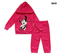 Костюм Minnie Mouse для девочки. 80, 120 см
