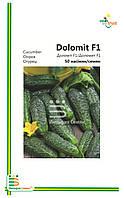 Семена огурца  Огурцы Доломит F1 (мелкая метализированная упаковка)50с