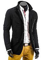 Стильный Мужской Куртка - пиджак  на флисовой подкладке