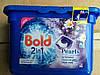 Капсулы для стирки Bold 2 в 1 18 шт в ассортименте