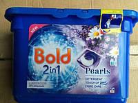 Капсулы для стирки Bold 2 в 1 18 шт в ассортименте, фото 1