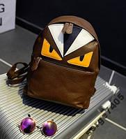 Оригинальный рюкзак Fendi Monster