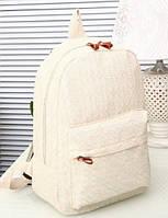 """Нежный женский рюкзак """"Гипюр"""""""