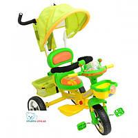 Детский трехколесный велосипед BAMBI B29-1B-2,салатовый