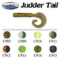 Сьедобный силикон Fishing ROI Judder Tail 3811-C905 40mm