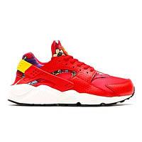 Женские кроссовки Nike Air Huarache Aloha Red, фото 1