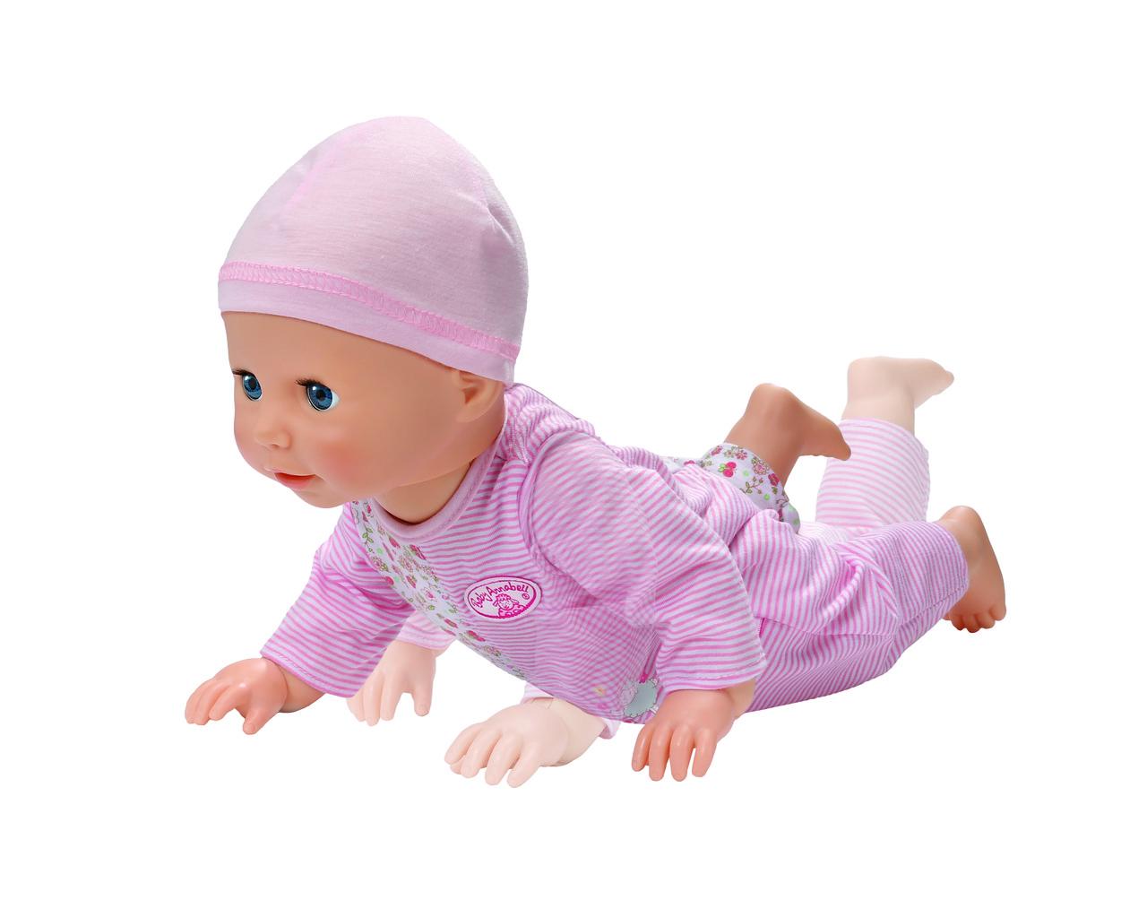 Кукла пупс Baby Annabell Беби Анабель интерактивная Первые шаги оригинал Zapf Creation 793411