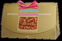 "Мармелад ""Веселые зверята в молочном шоколаде"" ТМ ""Сладкий мир"""