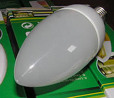 Лампа Green Electronics E14 3w 8 led