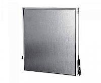 Дверца металлическая на раме из ПВХ ДКП 250*300