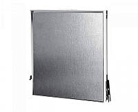 Дверца металлическая на раме из ПВХ ДКП 250*350