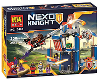"Конструктор 10486 Nexo Knights""Библиотека Мерлока"" (300 дет) KK"
