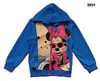Кофта Minnie Mouse для девочки. 95, 110, 120 см, фото 1