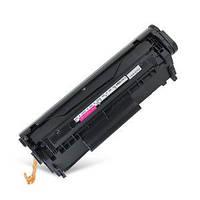 Картридж для лазерных принтеров CROWN C2612A (CM-Q2612A) C2612A 12A Black