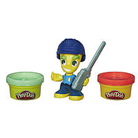 Play-Doh Город полицейский мальчик Town Police Boy (B5960_B5979)