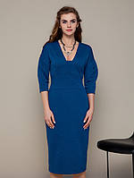Женское стильное  Платье Мира 3 цвета  от 42-50
