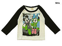 Кофта Mickey&Minnie для девочки. 100 см, фото 1