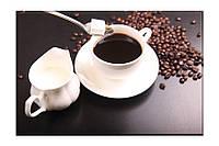 Картина на холсте рассыпанное кофе (20х30)