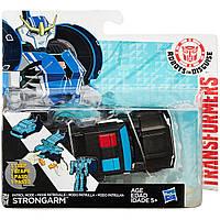 """Стронгарм """"Патрульная машина"""" """"Роботы под прикрытием"""" - Strongarm Patrol Mode, RID, 1-Step, Hasbro"""