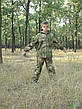 Детский камуфляж костюм для мальчиков Лесоход цвет A-TACS, фото 4