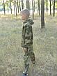 Детский камуфляж костюм для мальчиков Лесоход цвет A-TACS, фото 5