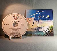 CD диск ZZ Top - Tejas