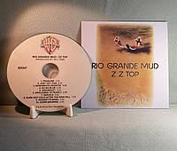 CD диск ZZ Top - Rio Grande Mud