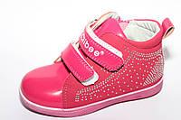 Демисезонные ботинки для девочек от бренда Clibee разм (с 25-по 30)