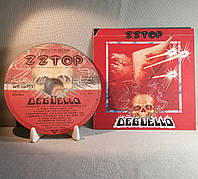 CD диск ZZ Top - Degüello