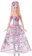 """Кукла  Barbie Барби из м/ф """"Барби: Звездное приключение"""" """"Галактическая вечеринка"""""""