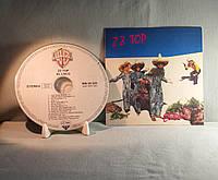 CD диск ZZ Top - El Loco