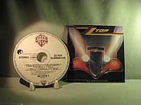 CD диск ZZ Top - Eliminator
