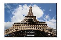Картина на холсте Эйфелева башня (50х75)