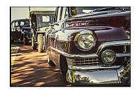 Картина на холсте Автомобиль мечты (30х45)