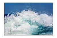 Картина на холсте Волна (30х45)