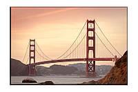 Картина на холсте Мост (40х60)